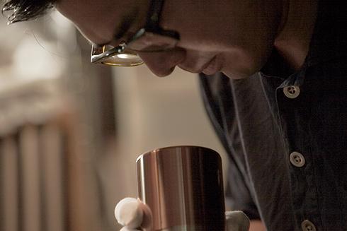 開化堂 かいかどう 茶筒作りのイメージ画像