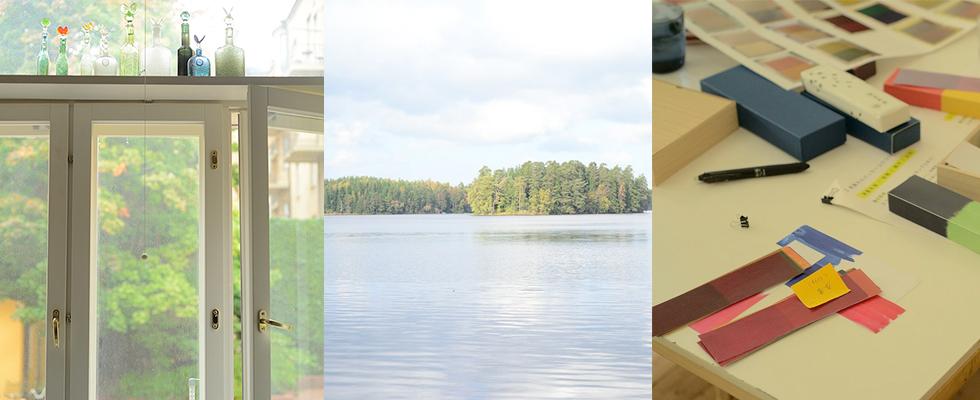 フィンランドの風景など