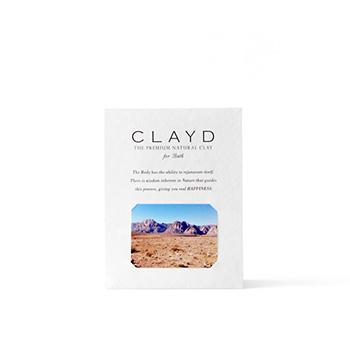 CLAYD/入浴剤・マスク「ONETIME ワンタイム」