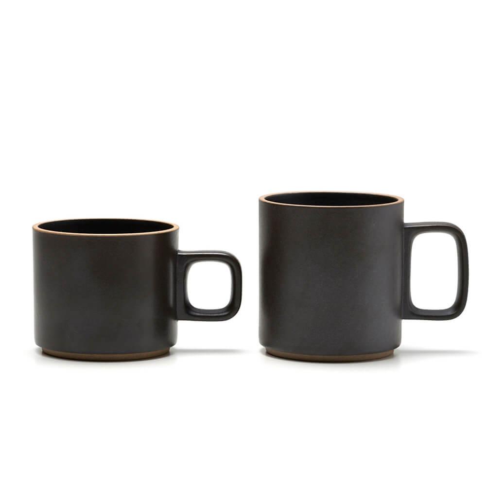 HASAMI PORCELAIN ハサミポーセリン/Mug Cup Black マグカップ ブラック(2サイズ)