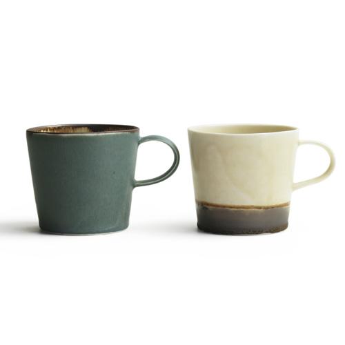 コーヒーカップ(2種)