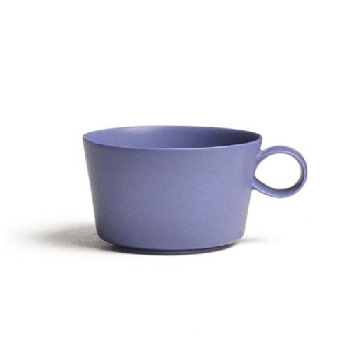 yumiko iihoshi porcelain「unjour アンジュール」apres-midi(昼) カップ(ruri)