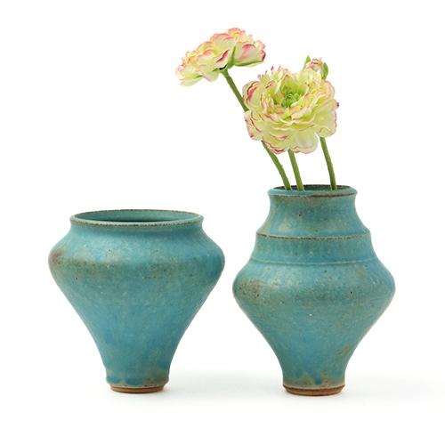 鈴木麻起子 Turkish vase S