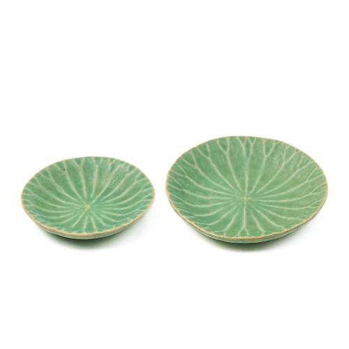 蓮小皿 / 蓮3寸小皿