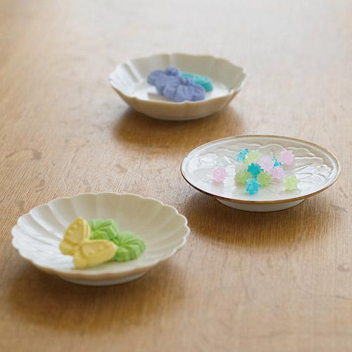 JICON 磁今/花小皿 三種セット