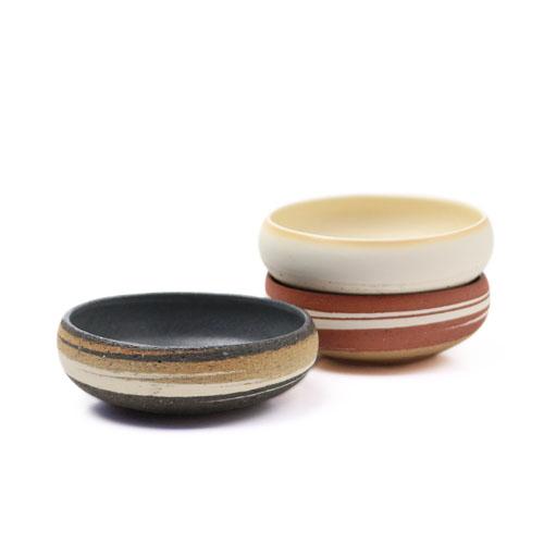 練り込み 小鉢(4色)