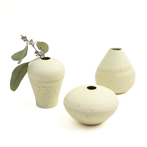 花入れ 白(6種)