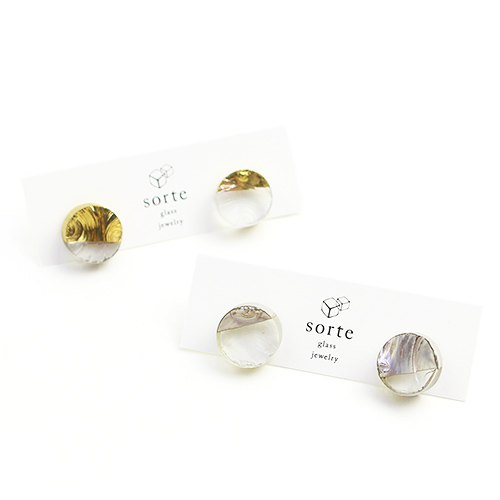 sorte glass jewelry ソルテグラスジュエリー