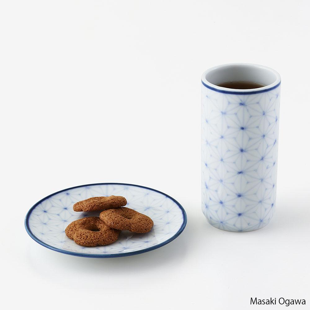 Shizuka Tatsuno 辰野しずか/mg&gk porcelain for boro cookie&h?jicha ぼうろとほうじ茶の器(9種)