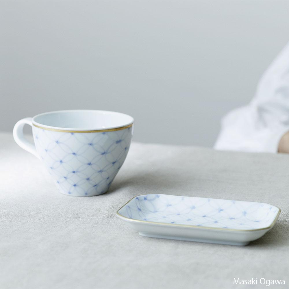 辰野しずか/mg&gk フィナンシェと紅茶の器 セット(4種)