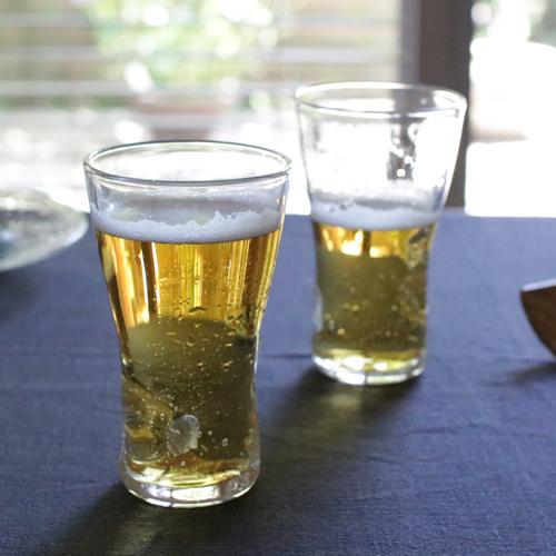 銀彩ビアグラス