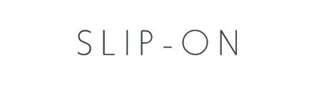 SLIP-ON スリップオン