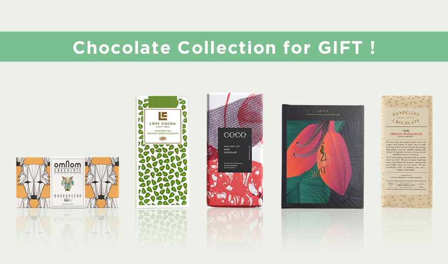 Chocolate Collection 3月15日(日)まで